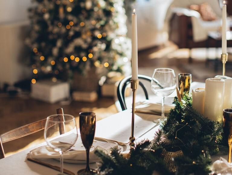 Una mesa única para unas Navidades especiales