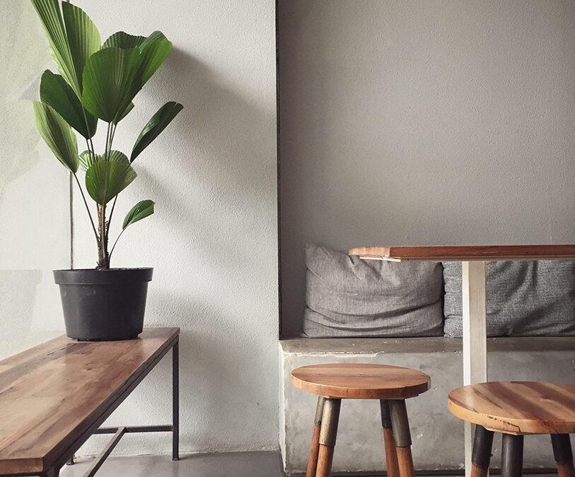 Ideas para integrar la madera en tu decoración