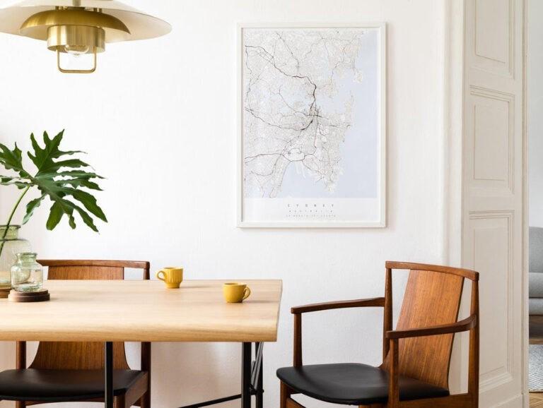 Muebles oscuros VS muebles claros: qué tono de madera elegir