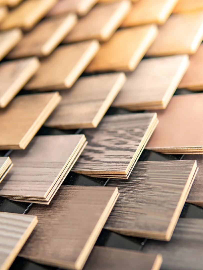 Las maderas y su tipología