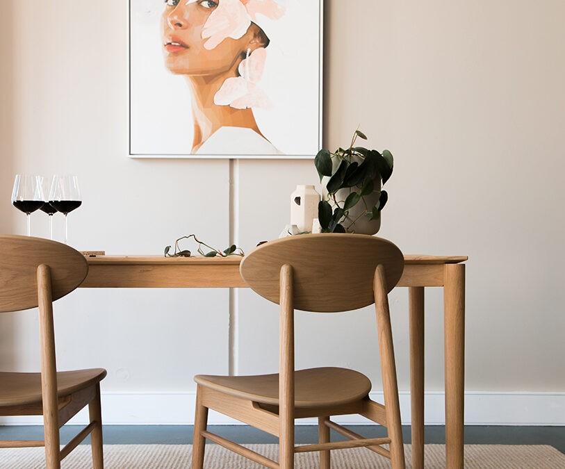 Razones por las que apostar por los muebles sostenibles