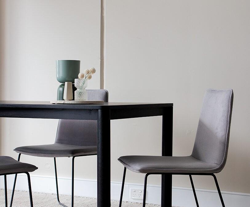 Claves para elegir las sillas de comedor perfectas