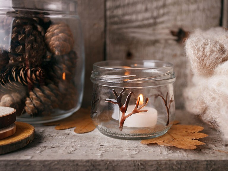 ¡Da la bienvenida al otoño con la decoración de tu hogar!
